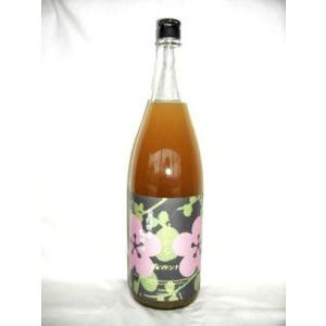 梅マドンナ ハイカラ 1800ml 12度 桜うづまき酒造 梅酒 ◆高品質 麦焼酎ベース 愛媛県 舗