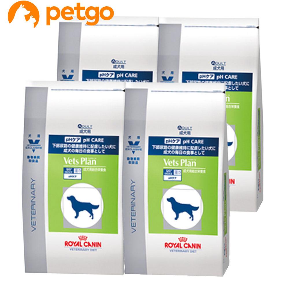 ロイヤルカナン ベッツプラン 犬用 pHケア 3kg×4袋【ケース販売】【あす楽】
