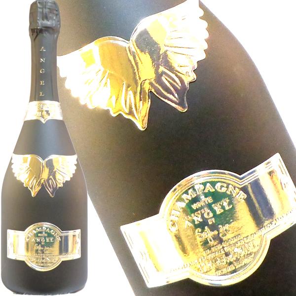 エンジェル シャンパン ブリュット ブラック 750ml