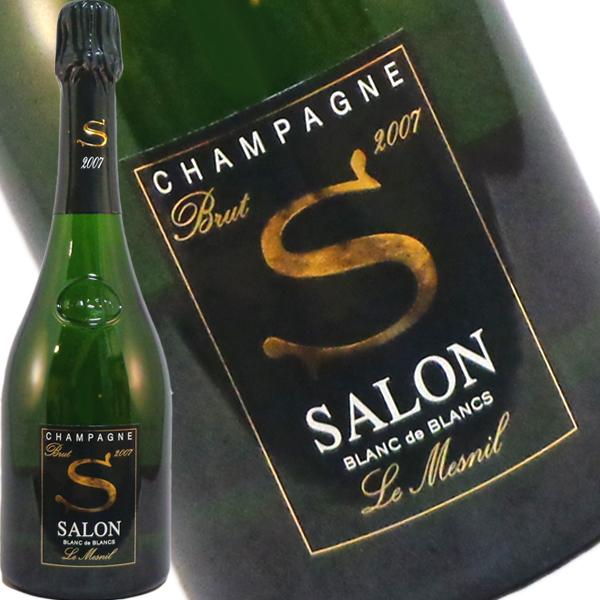 サロン ブラン ド ブラン 2007 750ml