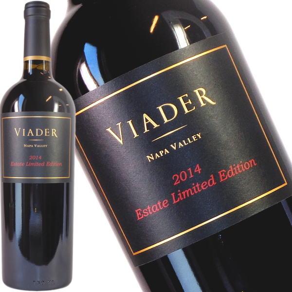 ヴィアディア ブラック ラベル レッドワイン エステート リミテッド エディション 2014 750ml