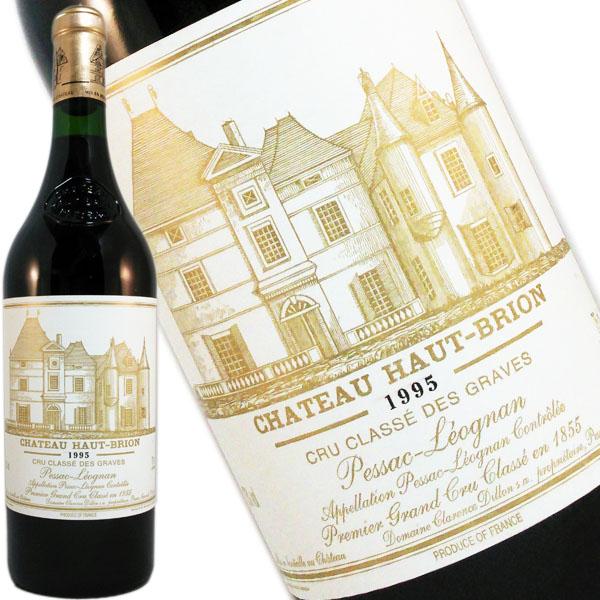シャトー オーブリオン 1995 750ml