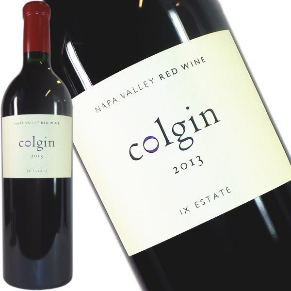 コルギン IXエステート ナパ・ヴァレー レッド ワイン 2013 750ml【ナンバー9】