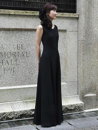 Non Prestage Suitable For Silk Black Dress Code Op3555 Chorus