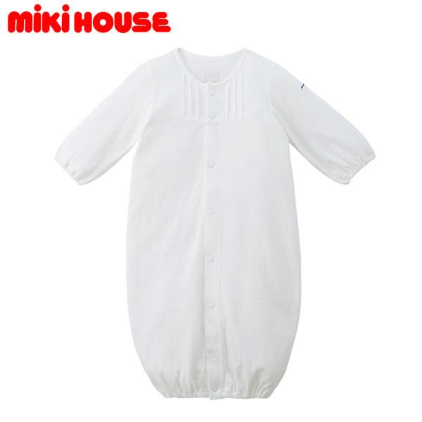 【ポイント20倍(スーパーSALE期間中限定)】ミキハウス MIKIHOUSE ツーウェイオール【日本製】【通年】【ベビー】MH20