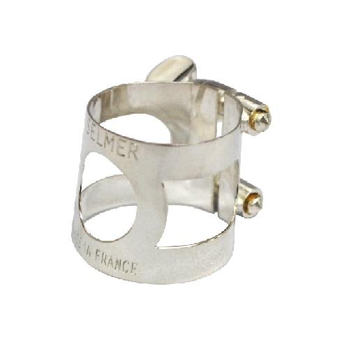 SELMER : LIGATURE B CLA SP リガチャー 安心の定価販売 銀メッキ B♭クラリネット セール品 : セルマー