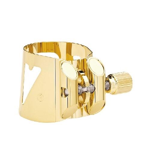 VANDOREN : LIGPLAS.CAP OPTIMUM GP ALTO SAX : プラスチックキャップ付 ゴールドプレート 贈与 アルトサックス用 オリジナル オプティマムリガチャー バンドーレン