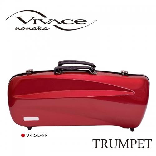 VIVACE CASE TP WineRed 爆売りセール開催中 トランペット用ハードケース : ヴィヴァーチェ メーカー直売