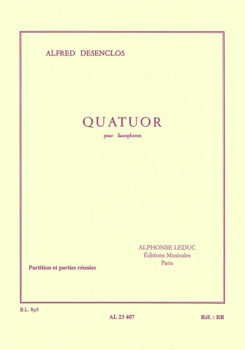 DESENCLOS : 日本正規品 QUATUOR A.LEDUC 人気ブランド多数対象 デザンクロ 四重奏 :