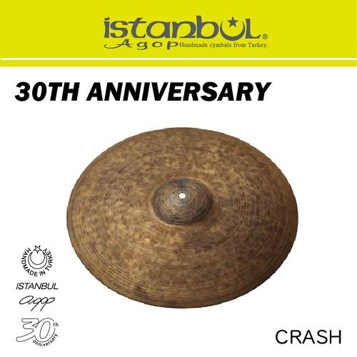 """イスタンブール·アゴップ : 30周年記念モデル CRASH 19"""""""
