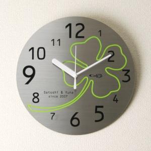 掛け時計【送料無料】GHOステンレス掛け時計D-02【楽ギフ_名入れ】【楽ギフ_のし】掛時計 おしゃれ【10P13Dec14】