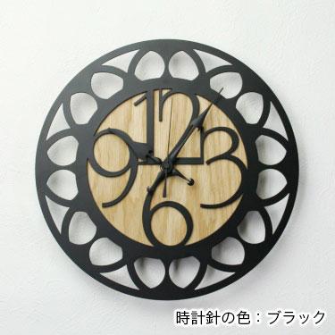 掛け時計【メッセージ料込み】掛け時計 木製【木の時計】GHO無垢時計GHO-KWS-1「カテドラル」【楽ギフ_名入れ】【楽ギフ_のし】掛時計 おしゃれ 名入れ【10P30Nov14】