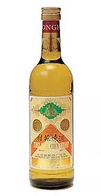 プレゼント ギフト 中国酒 甘味果実酒 桂花陳酒 白 けいかちんしゅしろ 750ml瓶 1本 中国酒 輸入者 日和商事 アルコール15%