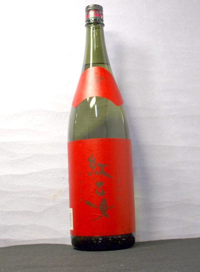 ギフト プレゼント 6本まで送料1本分 北海道、沖縄と周辺離島は除く。 紅乙女25度1.8L瓶 胡麻焼酎 福岡県 紅乙女酒造