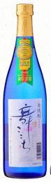【1ケース単位12本入り】(北海道、沖縄、離島地域は除く。配送は佐川急便のみ。)25°舞ここちブルーボトル麦720ML瓶12本入りメーカー佐賀県:(資)光武酒造場