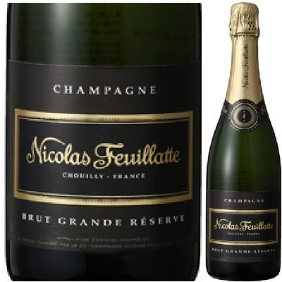 シャンパン ニコラフィアット ブロンズラベル 白辛口750ml瓶 2本単位 フランス 送料無料
