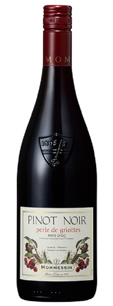 1ケース単位 送料無料 フランスワイン 赤ワイン モメサン ピノ・ノワール 750ml 1ケース(12本入) 赤・ミディアムボディ 原産国 フランス 輸入元 合同酒精
