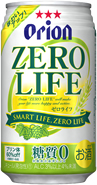 沖縄 発泡性リキュール オリオンビール 有名な ゼロライフ 1ケース マーケット 24缶 350ml