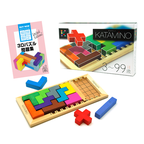 [送料無料]Gigamic(ギガミック)/カタミノ KATAMINO 知育玩具 フランス