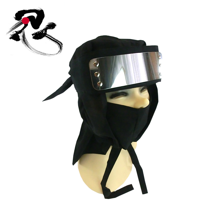 Arms imitation sword ninja small tools Halloween costume play clothes  costume made of the real bowl gold はちがね steel of the ninja