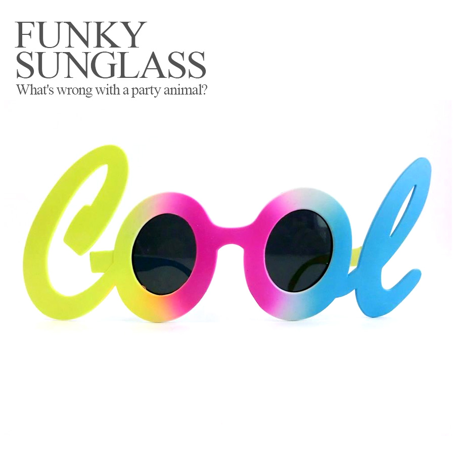 459d30d10a Party specifications 120 %☆ funky sunglasses COOL (Halloween costume  disguise accessory sunglasses costume play)