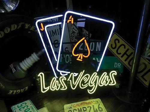 【サイズを選べるネオン管】 ラスベガス ゴールドラッシュ 電飾 電光掲示板 照明 インテリア 看板 アメリカン雑貨 ネオンサイン ネオン管