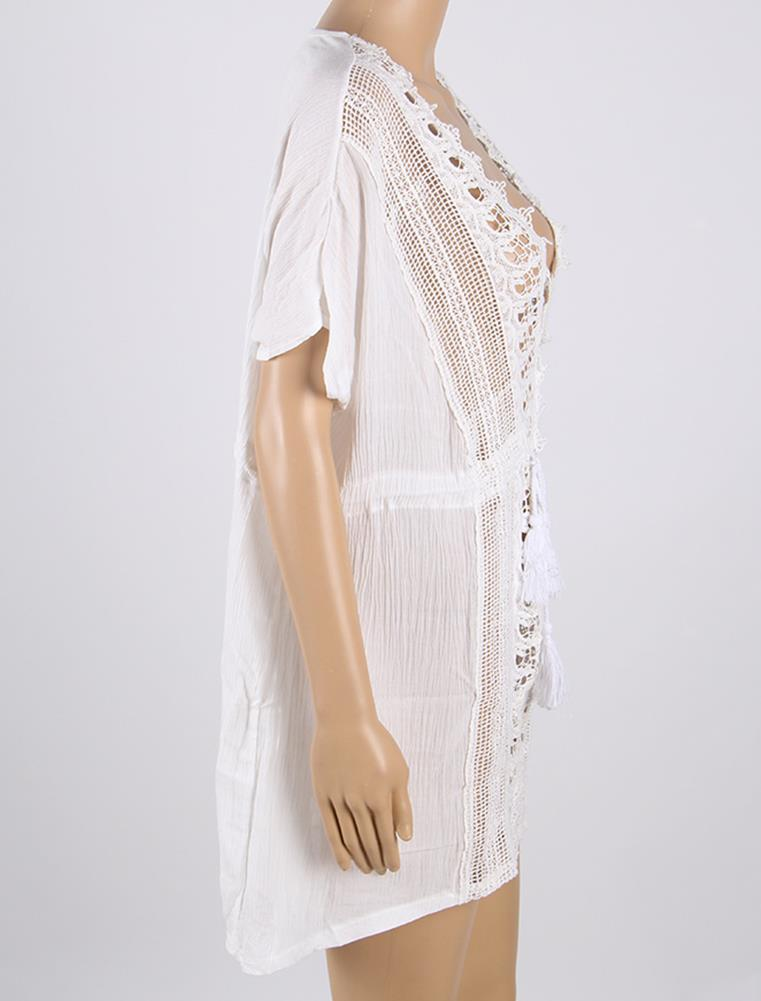 06775dfa2fc656 ... Tops cover up beachwear resort beach item beach cover up B296 to wear  on Bohemian Cloche ...