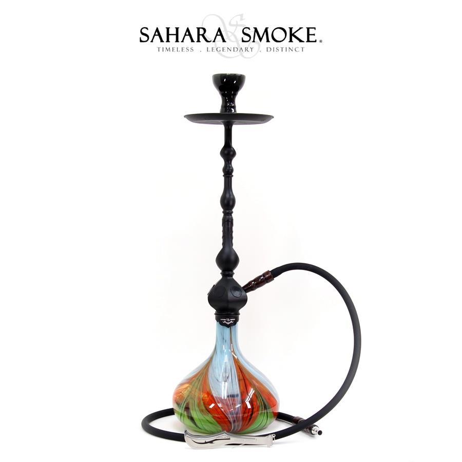 【送料無料】【最高級シーシャパイプ】Kiss Chaos 81cm 水タバコ フーカー shisha ナルギレ アロマスモーク 水パイプ