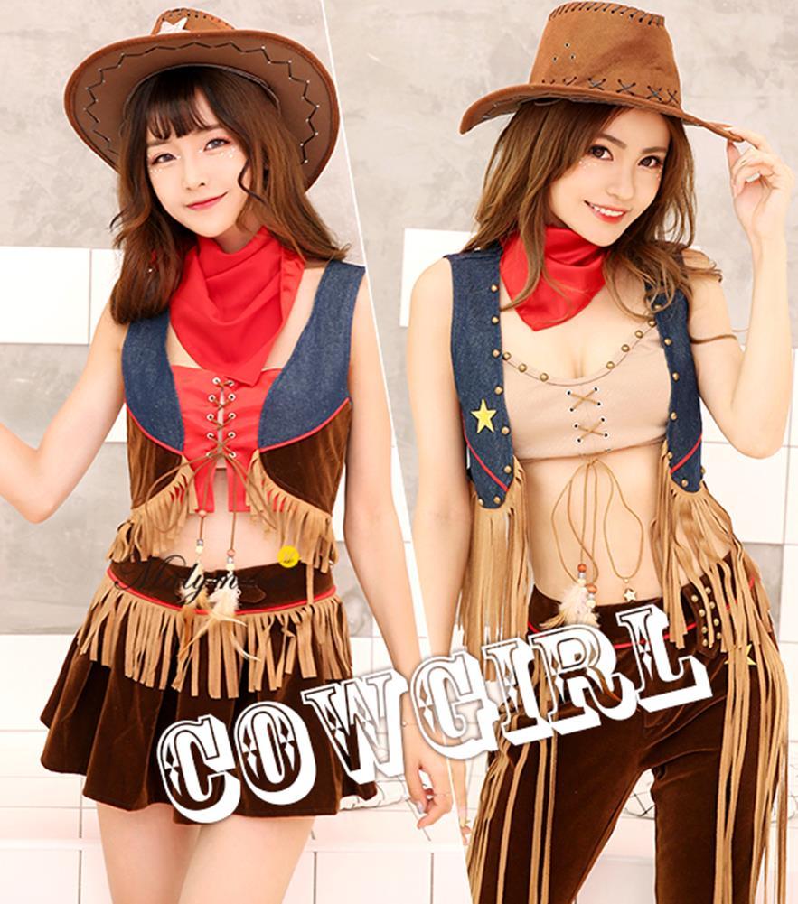 nop nop rakuten ichiba ten: cowboy cowgirl costume (costume