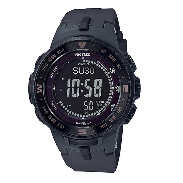 国内正規品 CASIO カシオ PRO TREK プロトレック 時計 メンズ レディース 腕時計 トリプルセンサー タフソーラー アウトドア 小型 軽量 PRG-330-1AJF ビジネス 男性 ブランド 誕生日 お祝い プレゼント ギフト