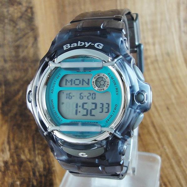 国内正規品 メーカー1年間保証付き カシオ Baby-G ベビーG 時計 レディース 腕時計 クリアブラック スケルトン デジタル BG-169R-8BJF ビジネス 女性 ブランド 誕生日 お祝い プレゼント ギフト お洒落