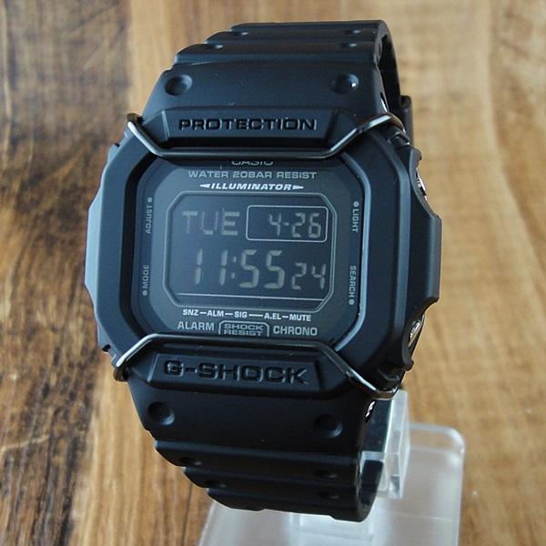 国内正規品 カシオ Gショック 時計 メンズ 腕時計 ペアモデル デジタル ブラック DW-D5600P-1JF ビジネス 男性 ブランド 誕生日 お祝い プレゼント ギフト お洒落