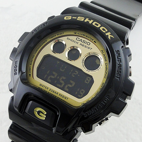 国内正規品 カシオ Gショック 時計 メンズ 腕時計 クレイジーカラーズ ブラック DW-6900CB-1JF ビジネス 男性 ブランド 誕生日 お祝い プレゼント ギフト お洒落