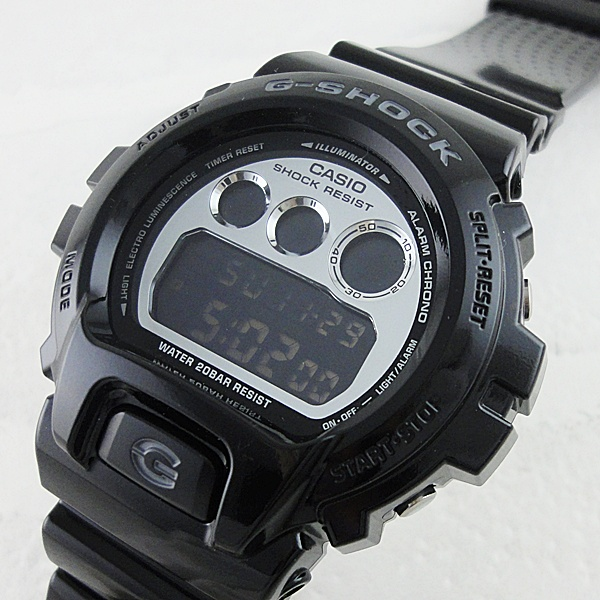 国内正規品 カシオ Gショック 時計 メンズ 腕時計 メタリックカラーズ ブラック デジタル DW-6900NB-1JF ビジネス 男性 ブランド 誕生日 お祝い プレゼント ギフト