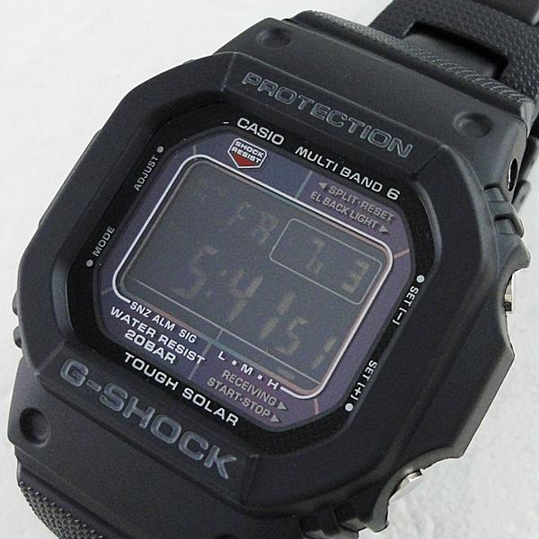 国内正規品 カシオ Gショック 時計 メンズ 腕時計 20気圧防水 タフソーラー デジタル ブラック GW-M5610BC-1JF ビジネス 男性 ブランド 誕生日 お祝い プレゼント ギフト お洒落