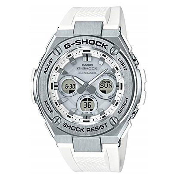 国内正規品 カシオ Gショック ジーショック メンズ 腕時計 電池交換不要!電波ソーラー 高機能 アナデジ GST-W310-7AJF ビジネス 男性 ブランド 誕生日 お祝い プレゼント ギフト お洒落