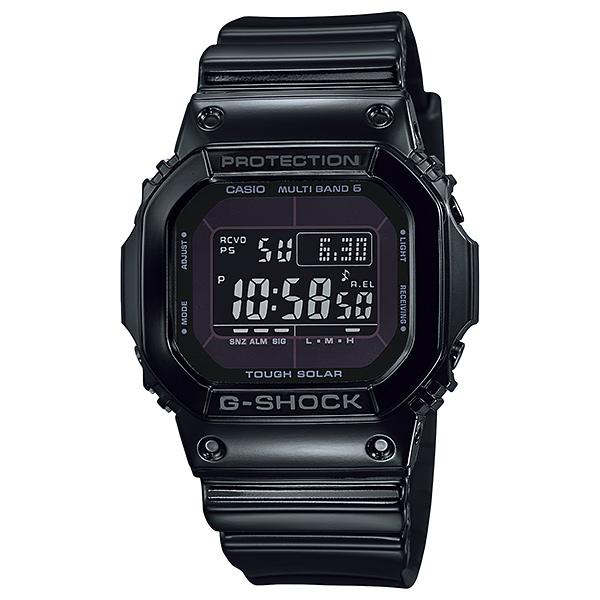 カシオ 時計 メンズ 腕時計 Gショック G-SHOCK ジーショック デジタル タフソーラー 多機能 20気圧防水 GW-M5610BB-1 ビジネス 男性 ブランド 誕生日 お祝い プレゼント ギフト お洒落