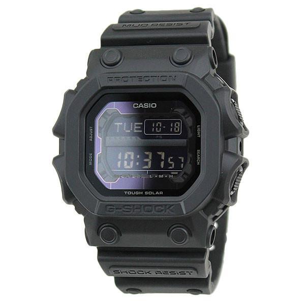【海外モデル】カシオ Gショック メンズ 腕時計 タフソーラー 電波受信 防水 デジタル オールブラック 黒 GX-56BB-1 ビジネス 男性 ブランド 誕生日 お祝い プレゼント ギフト お洒落
