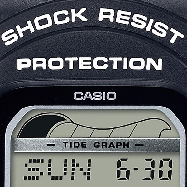 国内正規品 CASIO カシオ Baby-G ベビーG 時計 レディース 腕時計 G-LIDE ジーライド タイドグラフ ムーンデータ BLX-570-1JF ビジネス 女性 ブランド 誕生日 お祝い プレゼント ギフト お洒落