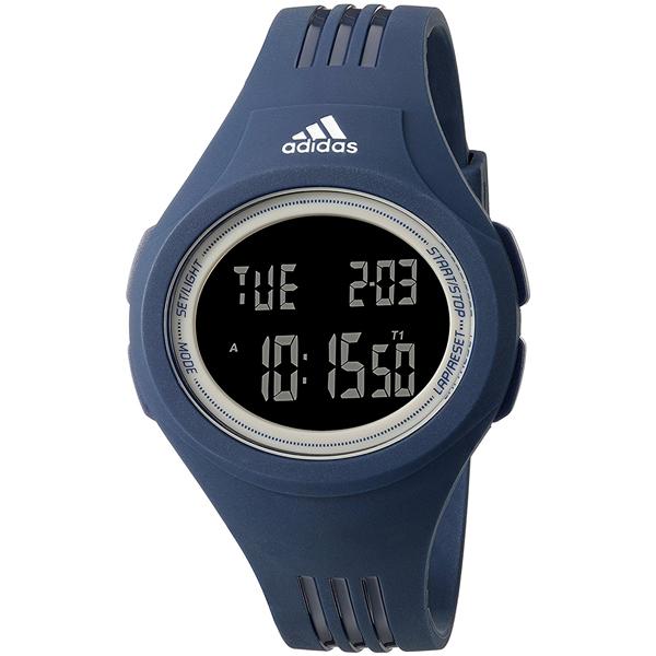 アディダス 時計 メンズ レディース 腕時計 デジタル パフォーマンス Uraha ウラハ ネイビー ウレタン ADP3267 ビジネス 男性 女性 ブランド 誕生日 お祝い プレゼント ギフト