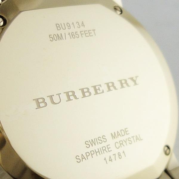 バーバリー 時計 レディース 腕時計 シティ ゴールド デイカレンダー BU9134 ビジネス 女性 ブランド 時計 誕生日 お祝い クリスマスプレゼント ギフト お洒落
