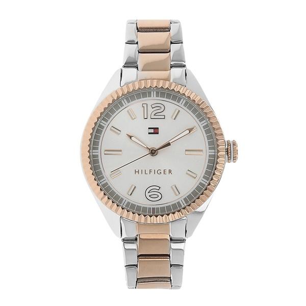 トミーヒルフィガー 時計 レディース 腕時計 CHRIY ブレスレットウォッチ シルバー ゴールド 1781148 ビジネス 女性 ブランド 時計 誕生日 お祝い プレゼント ギフト お洒落