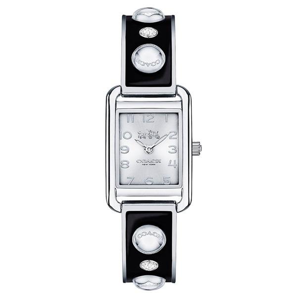 【数量限定】コーチ 時計 レディース 腕時計 トンプソン ブラック ステンレス 14502545 ビジネス 女性 ブランド 【仕事用】 誕生日 お祝い プレゼント ギフト お洒落