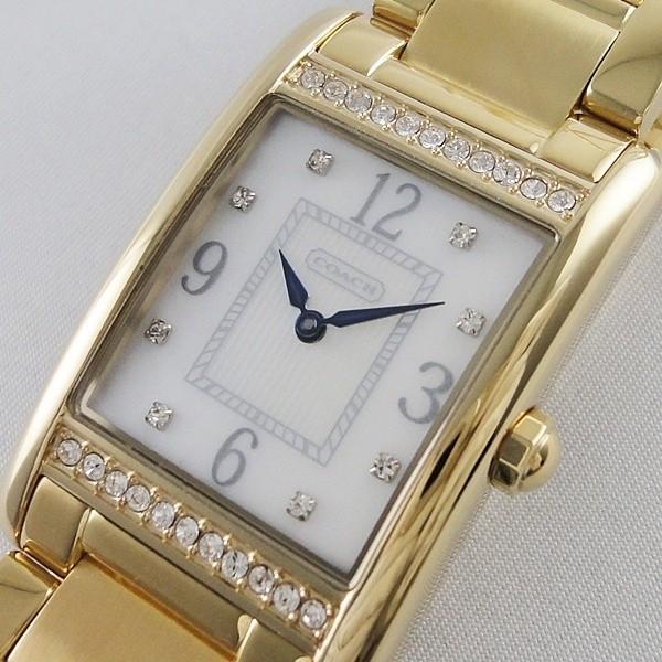 【アウトレット】コーチ 腕時計 レディース レキシントン ゴールド 14501817 ビジネス 女性 ブランド 【仕事用】 誕生日 お祝い プレゼント ギフト お洒落