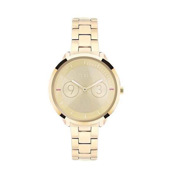 フルラ 時計 レディース 腕時計 メトロポリス ゴールド R4253102508 ビジネス 女性 ブランド 時計 誕生日 お祝い クリスマスプレゼント ギフト お洒落