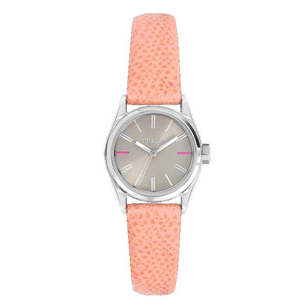 無料特典付き! フルラ レディース 腕時計 エヴァ 20mm グレー文字盤 オレンジピンクレザー R4251101514 ビジネス 女性 ブランド 時計 誕生日 お祝い プレゼント ギフト お洒落