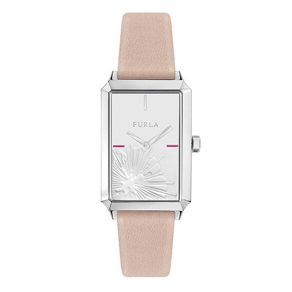 無料特典付き! フルラ レディース 腕時計 DIANA ダイアナ シルバー ピンクレザー R4251104508 ビジネス 女性 ブランド 時計 誕生日 お祝い プレゼント ギフト お洒落