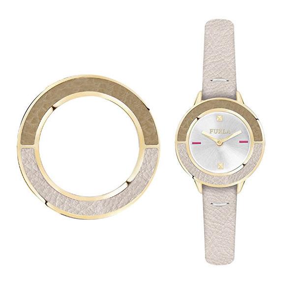 無料特典付き! フルラ レディース 腕時計 CLUB クラブ 付け替えベゼル付き ベージュレザー R4251109511 ビジネス 女性 ブランド 時計 誕生日 お祝い プレゼント ギフト お洒落