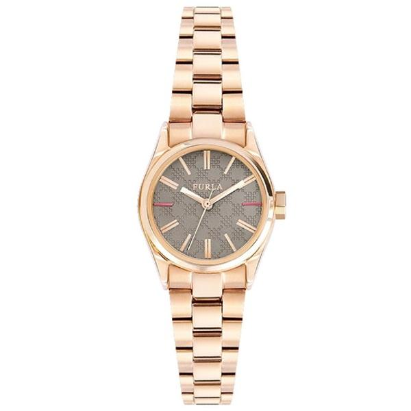 FURLA フルラ 時計 レディース 腕時計 EVA エヴァ ローズゴールド ブレスレットウォッチ R4253101525 ビジネス 女性 ブランド 時計 誕生日 お祝い プレゼント ギフト お洒落