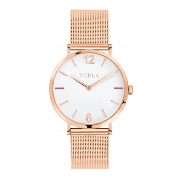 フルラ 時計 レディース 腕時計 ジャーダ シンプル 大人 ローズゴールド メッシュ 女性用 とけい 贈り物に R4253108514 ビジネス 女性 ブランド 時計 誕生日 お祝い プレゼント ギフト